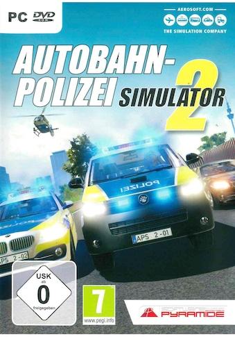 Autobahn - Polizei Simulator 2 PC kaufen
