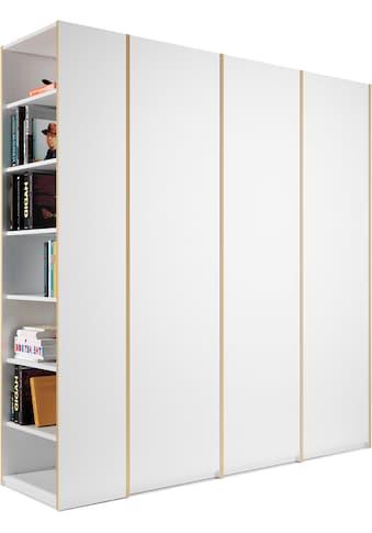 Müller SMALL LIVING Kleiderschrank »Modular Plus Variante 3«, inklusive links oder... kaufen