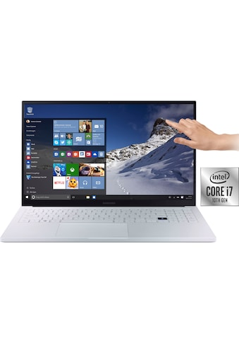 Samsung NP950X Galaxy Book Ion 15'' Notebook (39,62 cm / 15,6 Zoll, Intel,Core i7,  -  GB HDD, 512 GB SSD) kaufen