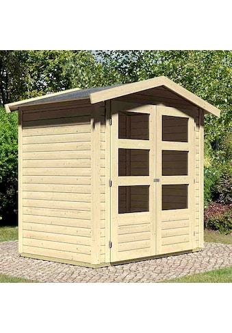 KONIFERA Gartenhaus »Carlberg 1« kaufen