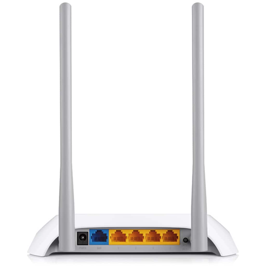 TP-Link WLAN-Router »TL-WR840N N300 WLAN Router«