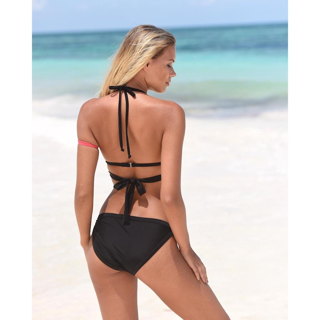 Bench. Triangel-Bikini, mit breiten Bändern