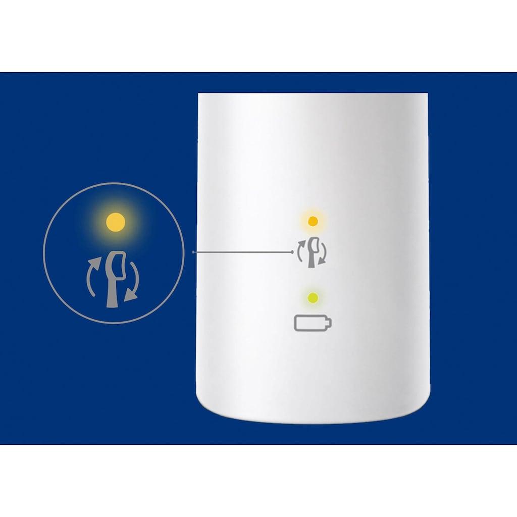 Philips Sonicare Elektrische Zahnbürste »ProtectiveClean 5100«, 1 St. Aufsteckbürsten, Schallzahnbürste, Drucksensor, 3 Programme