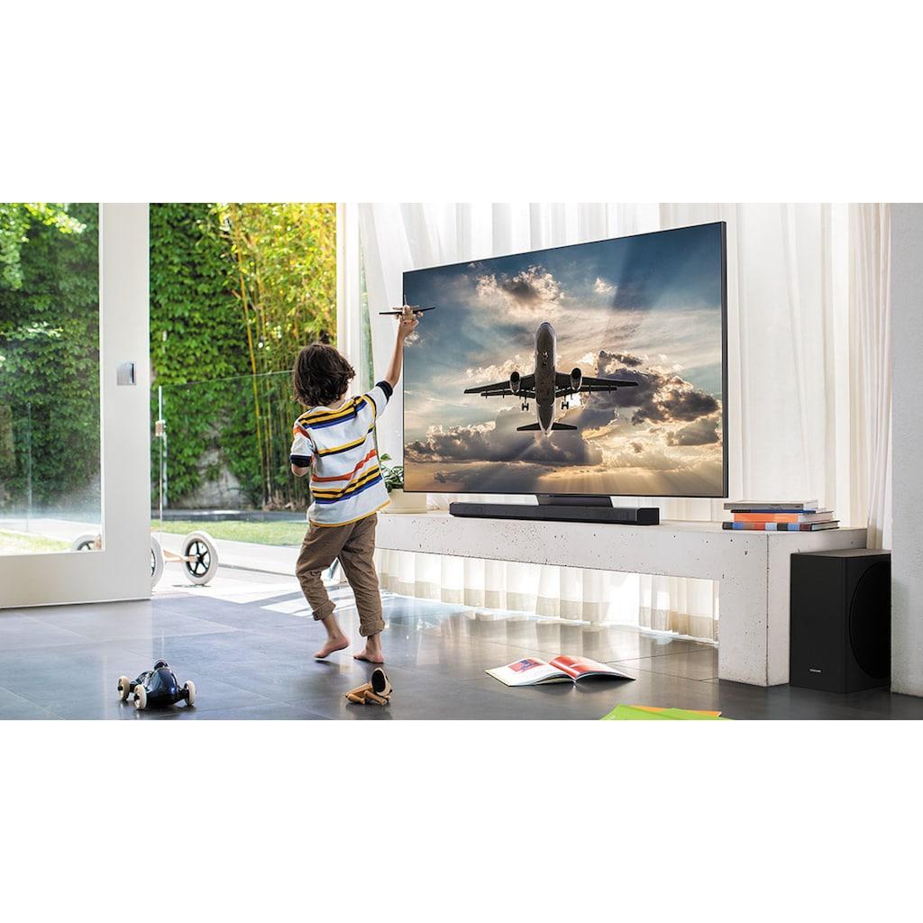 "Samsung QLED-Fernseher »GQ65Q90TGT«, 163 cm/65 "", 4K Ultra HD, Smart-TV"