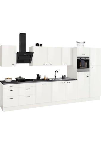 OPTIFIT Küchenzeile »Cara«, 400 cm breit, inkl. Elektrogeräte der Marke HANSEATIC,... kaufen