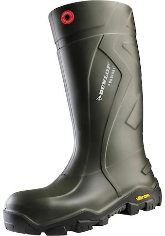 Dunlop_Workwear Gummistiefel »Purofort® + Outlander full safety with Vibram®«,... kaufen