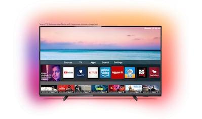 Philips 65PUS6704/12 LED - Fernseher (164 cm / (65 Zoll), 4K Ultra HD, Smart - TV kaufen