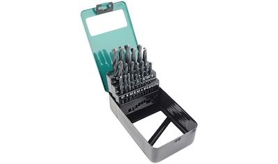 Brüder Mannesmann Werkzeuge Werkzeugset »HSS-Spiralbohrersatz«, 25-tlg. kaufen