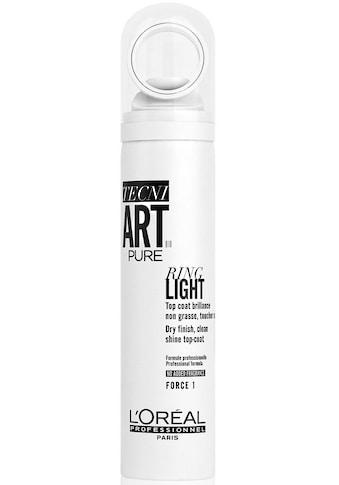 L'ORÉAL PROFESSIONNEL PARIS Glanzspray »Tecni.Art Ring Light«, rückstandsfrei kaufen