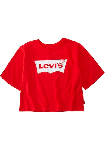 Levi's Kidswear T - Shirt »Levis Light Bright Cropped Top« kaufen