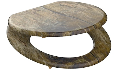 Schütte WC-Sitz »Solid Wood«, ohne Absenkautomatik kaufen