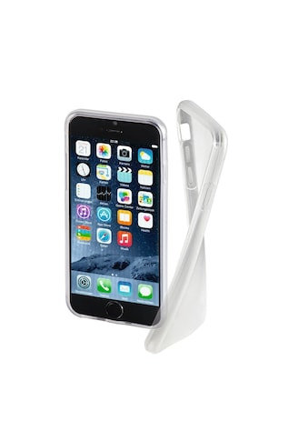"""Hama Cover """"Crystal"""" für Apple iPhone 6/6s, Transparent »Smartphone - Cover« kaufen"""