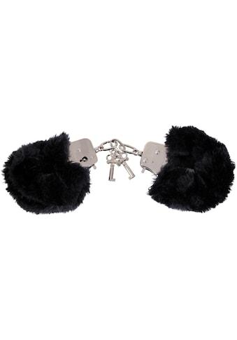 You2Toys Handschellen »Love Cuffs black« kaufen