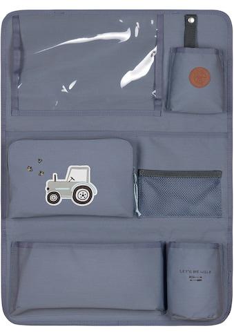 LÄSSIG Auto-Rückenlehnentasche »Adventure Tractor, Car Wrap-to-Go«, PETA-approved vegan kaufen