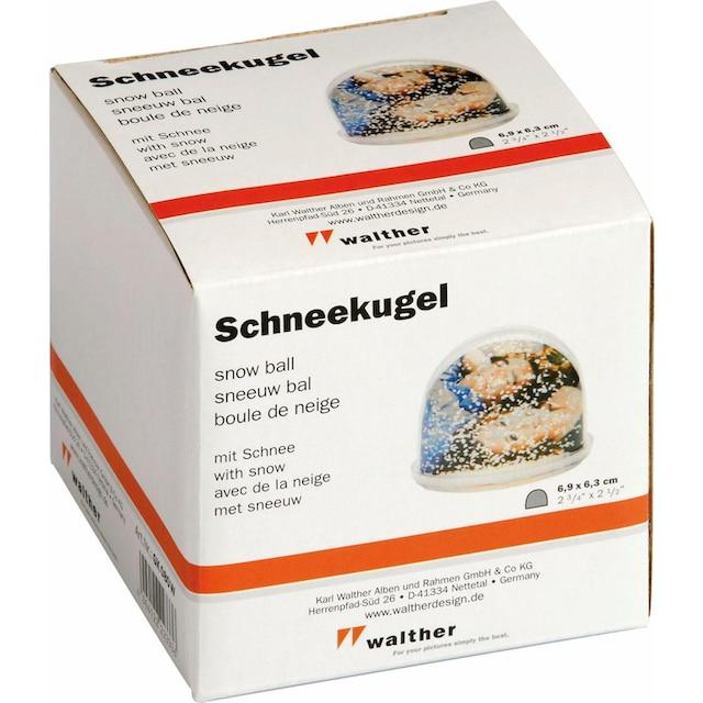 Walther Dekoobjekt »Schnee«