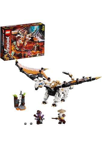 """LEGO® Konstruktionsspielsteine """"Wus gefährlicher Drache (71718), LEGO® NINJAGO®"""", Kunststoff, (321 - tlg.) kaufen"""