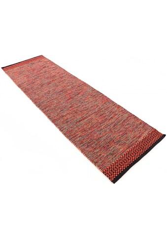 Läufer, »Kelim Mia«, carpetfine, rechteckig, Höhe 6 mm, handgewebt kaufen