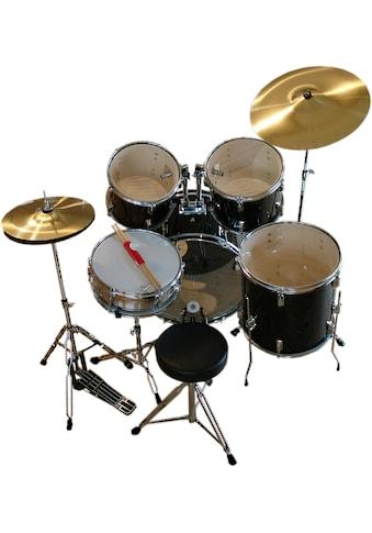 Clifton Schlagzeug »Black Beat« kaufen