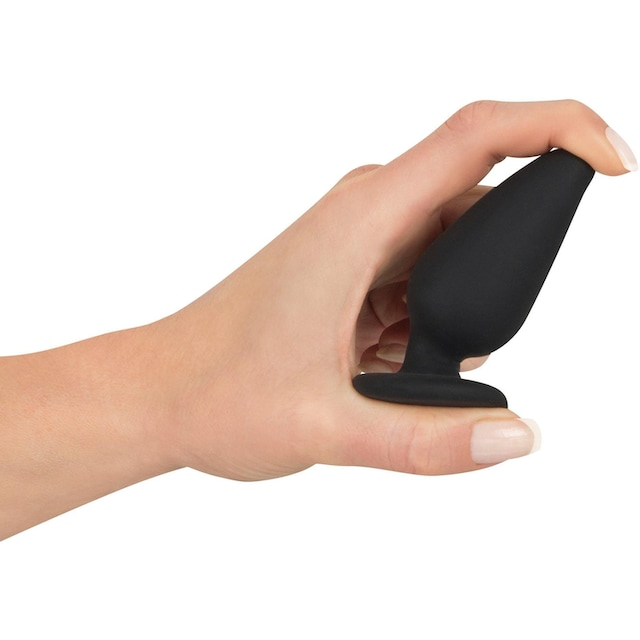 BLACK VELVETS Analplug