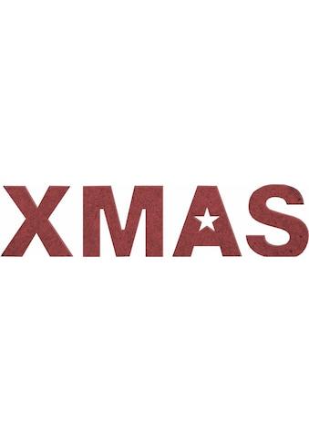 Dekoobjekt »XMAS« kaufen