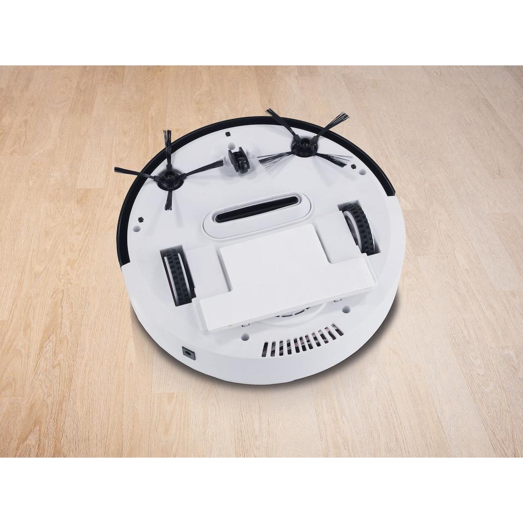 MAXXMEE Saugroboter »7,4V weiß/schwarz«