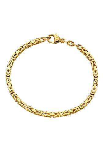Firetti Goldarmband »in Königskettengliederung, 3,2 mm«, Made in Germany kaufen