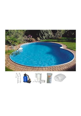 Clear Pool Achtformpool »Standard« kaufen