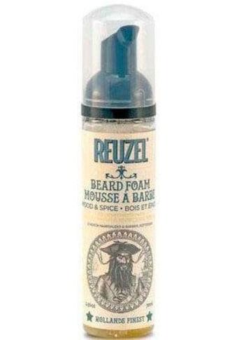 "Reuzel Bartconditioner ""Beard Foam Wood&Spice"" kaufen"