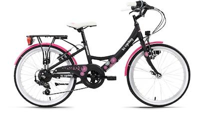 KS Cycling Kinderfahrrad »Dandelion«, 7 Gang Shimano Tourney Schaltwerk, Kettenschaltung kaufen