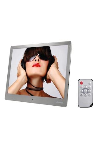 Hama Digitaler Bilderrahmen 24,64 cm (9,7 Zoll) 1024 x 768 Pixel »USB SD SDHC MMC Fernbedienung« kaufen