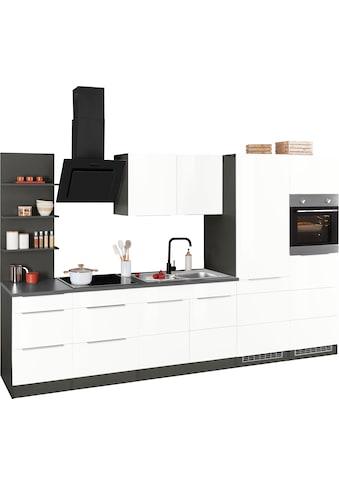 HELD MÖBEL Küchenzeile »Brindisi«, ohne Geräte, Breite 330 cm kaufen