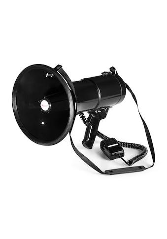 Auna MEGA080 Megaphon 80W   Reichweite 700m   wasserfest   Trage kaufen
