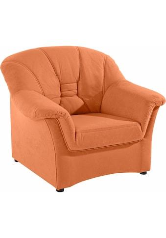 DOMO collection Sessel »Elva«, wahlweise mit Federkern kaufen