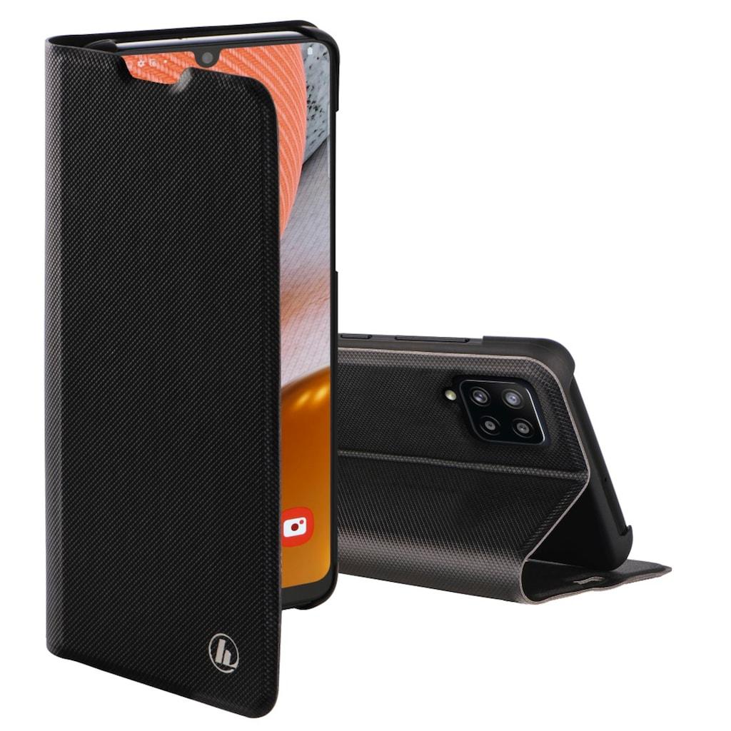 """Hama Handytasche »Smartphone-Booklet Tasche«, """"Slim Pro"""" für Samsung Galaxy A42 5G, Schwarz"""