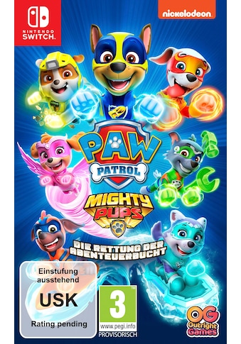 Outright Games Spiel »PAW Patrol Mighty Pups: Die Rettung der Abenteuerbucht«,... kaufen