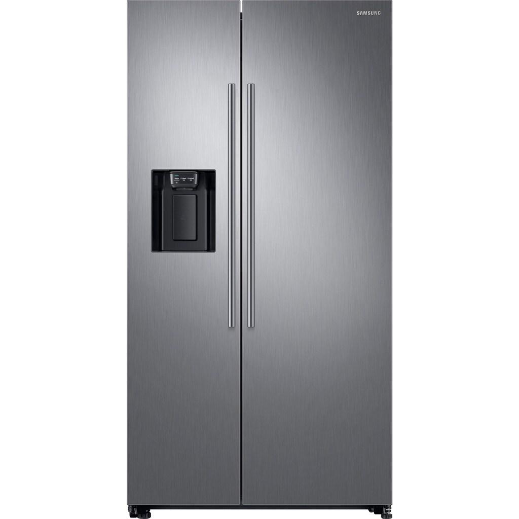 Samsung Side-by-Side »RS67N8211B1«, RS8000, RS6JN8211S9, 178 cm hoch, 91,2 cm breit