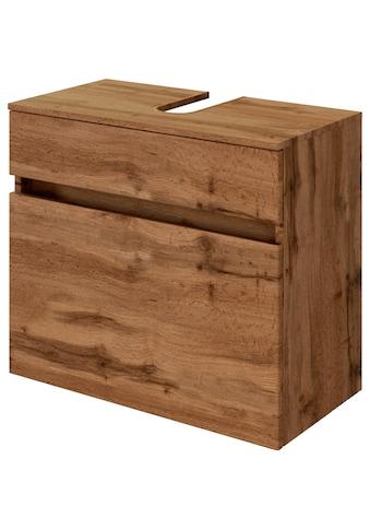 HELD MÖBEL Waschbeckenunterschrank »Baabe«, Badmöbel Breite 60 cm, hängende Montage kaufen
