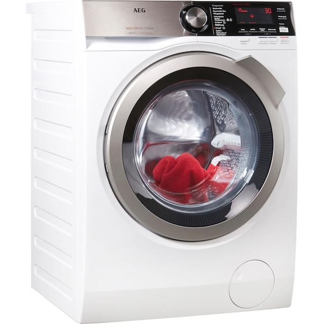 AEG Waschtrockner »LAVAMAT KOMBI L8WE86605«, ÖKOMix - Faserschutz