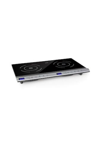 Klarstein Induktionskochfeld 3100W 10 Leistungsstufen 2 »Cucinata« kaufen