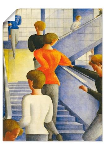 Artland Wandbild »Bauhaustreppe. 1932« kaufen