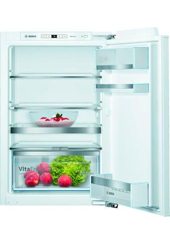 BOSCH Einbaukühlschrank »KIR21AFF0«, 6, KIR21AFF0, 87,4 cm hoch, 55,8 cm breit kaufen