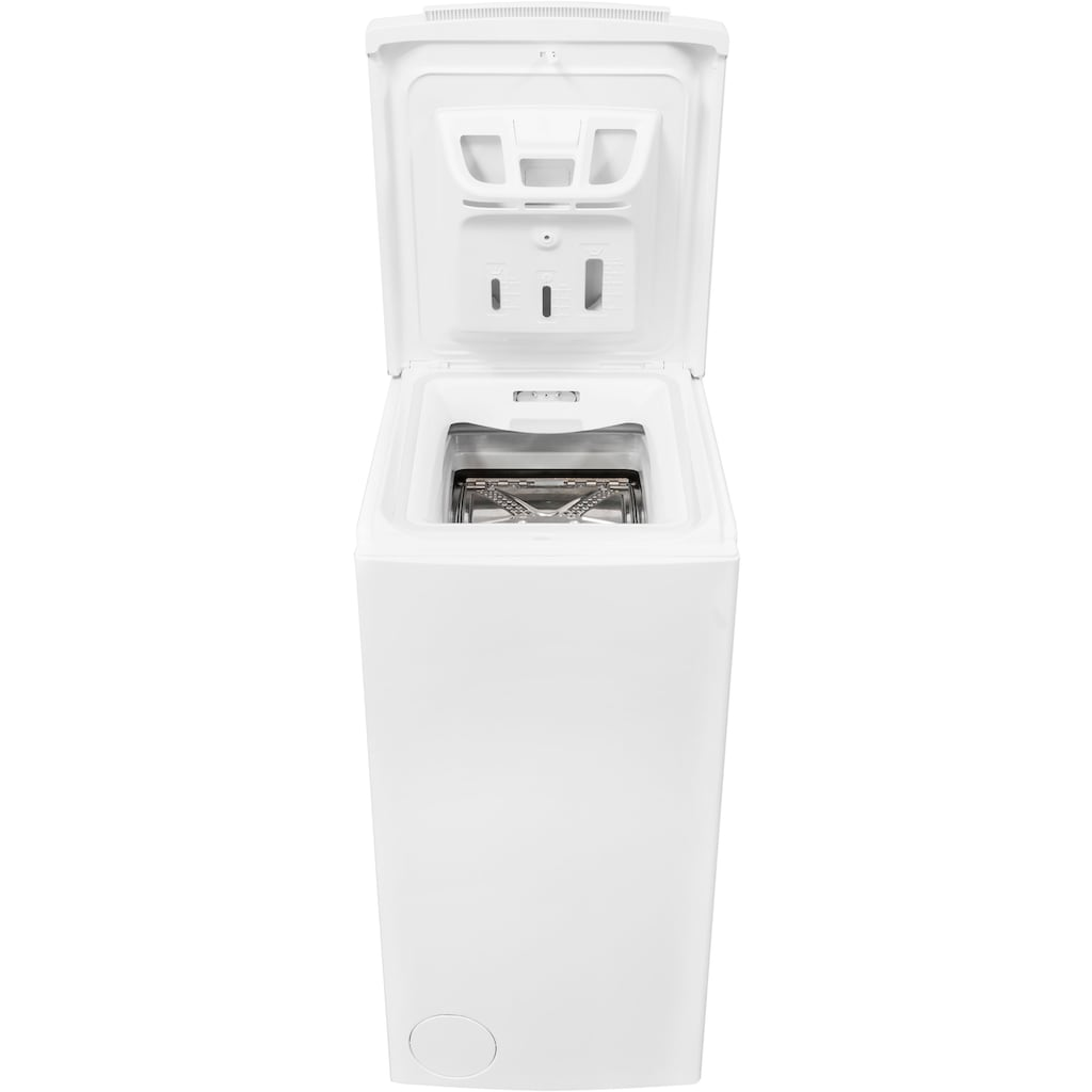 BAUKNECHT Waschmaschine Toplader »WAT PRIME 652 DI N«, WAT PRIME 652 DI N, 6 kg, 1200 U/min