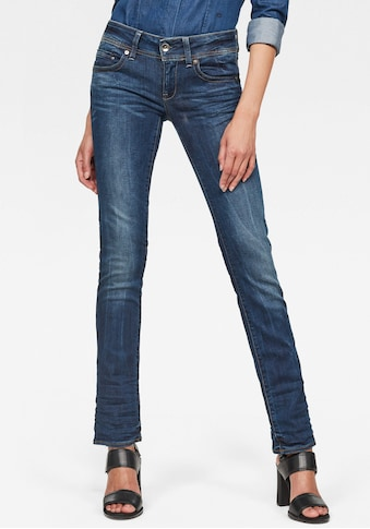 G - Star RAW Straight - Jeans »Midge Saddle Straight« kaufen
