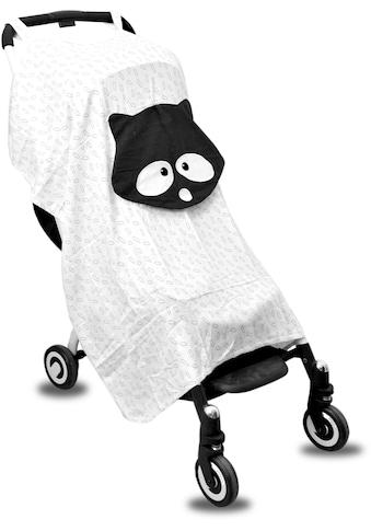 smarTrike® Kinder-Buggy »toTs Bambus Buggy Sonnenschutz Waschbär«, für den Buggy kaufen