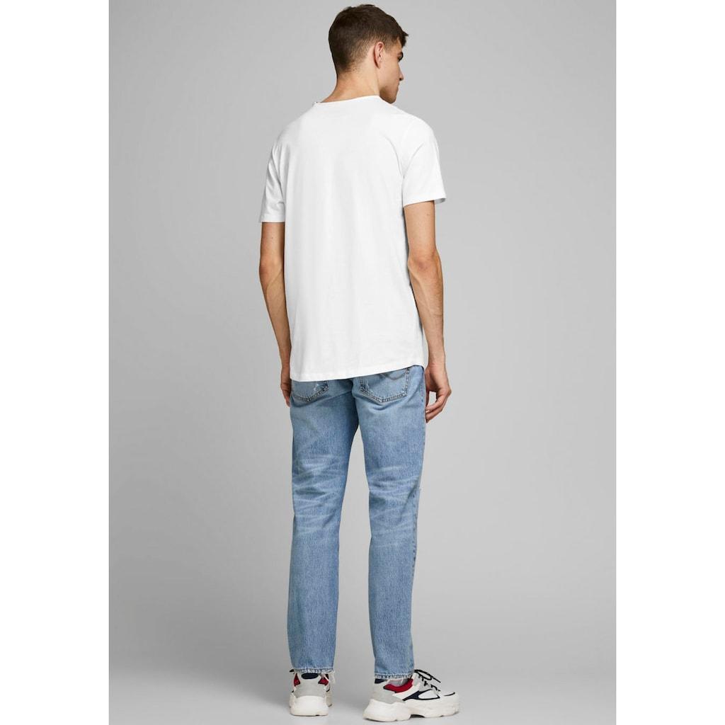 Jack & Jones T-Shirt »ASHER TEE«