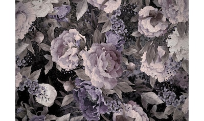 CONSALNET Papiertapete »Muster / helle Blumen«, in verschiedenen Größen kaufen