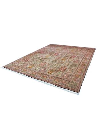 Kayoom Seidenteppich »Hamadan 9603«, rechteckig, 10 mm Höhe, Einzelstück mit... kaufen