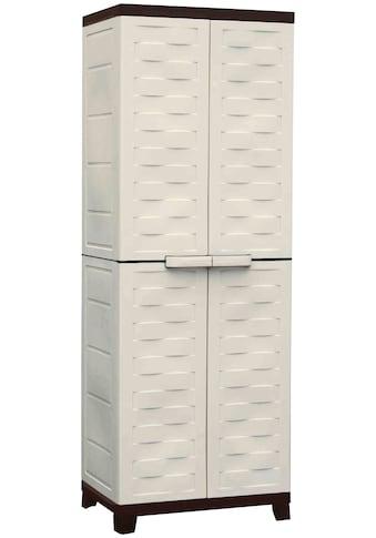 Kreher Mehrzweckschrank »Premium«, BxTxH: 65x45x181,5 cm, mit 4 verstellbaren... kaufen