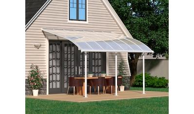 PALRAM Terrassendach »Joya 3x4.2«, BxT: 434x295 cm, in 2 Farben kaufen