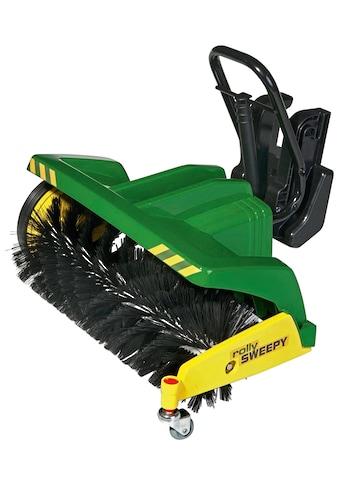 Rolly Toys Kinderfahrzeug-Kehrmaschine »Sweepy«, für Tretfahrzeuge kaufen
